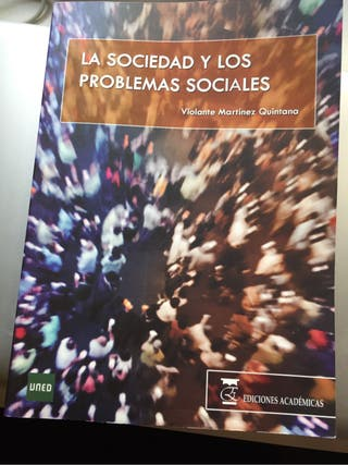 Sociedad y problemas sociales