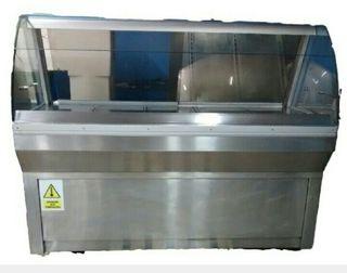 vitrina platos calientes