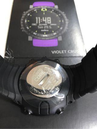 Reloj Suunto Core Violet Crush