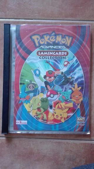 Usado, Album Pokemon Advanced Lamincards segunda mano  España