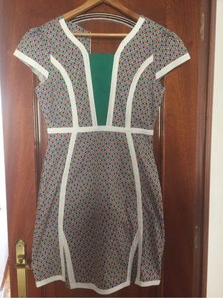 Vestido almatrichi nuevo 42