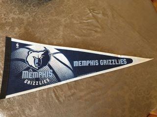 Bandera Memphis Grizzlies original