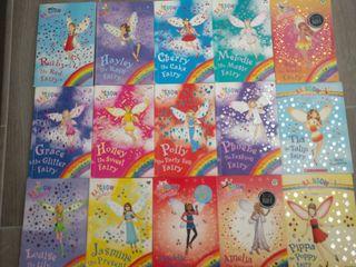 Libros Rainbow Magic en ingles.