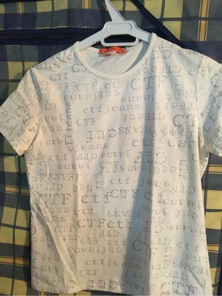 Camiseta cortefiel de chica