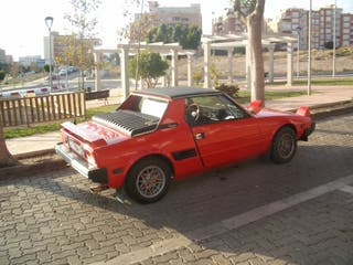 fiat Coupe 1979