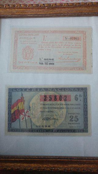 loterias antiguas