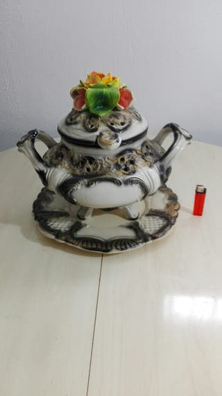 Gran sopera ceramica