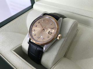Rolex Datejust diamantes