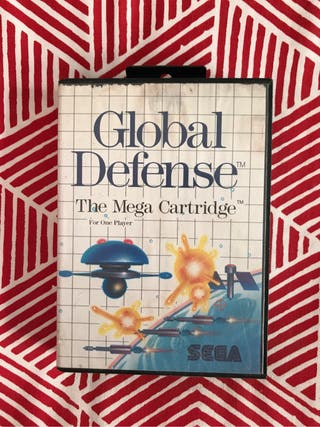 Global Defense. The mega cartd