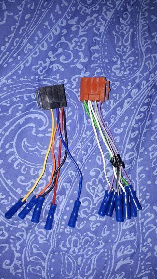 conectores de radio