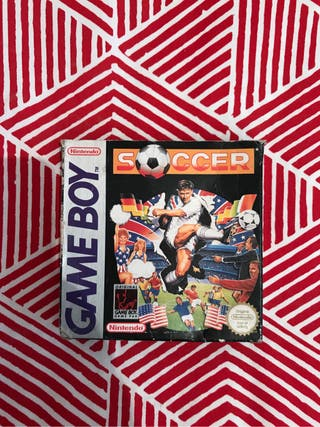 Soccer GameBoy
