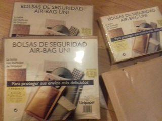 bolsas seguridad para envíos postales