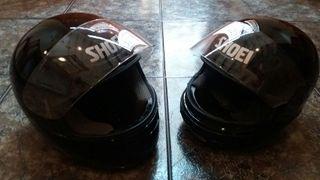 2 cascos
