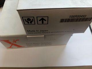 Xerox grapas cartuchos 108R00493