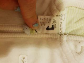 Buzos invierno bebé H&M