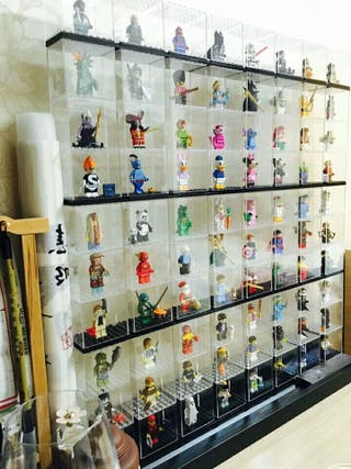 minifiguras compatibles lego