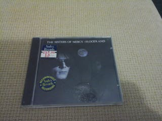 Cd de THE SISTERS OF MERCY ( IMPORTADO )