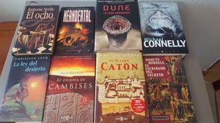Varios libros de lectura. 10€ cada título.