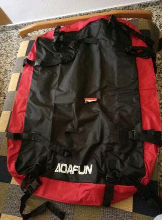 bolsa carga para coche