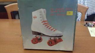 patines profesionales de patinaje artístico