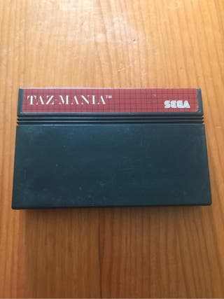 Master System II: TAZMANIA