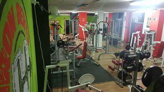 Iron Beats Gym