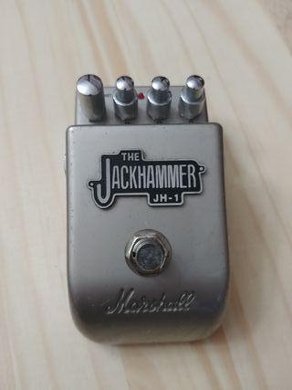 Pedal Guitarra Marshall Jackhammer