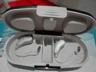 Kit Biofono GAES RIC Microson m4 Plata