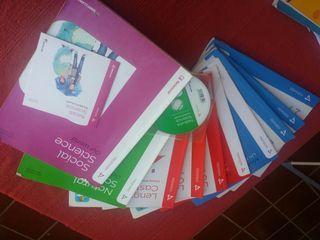 santillana libros 4 primaria