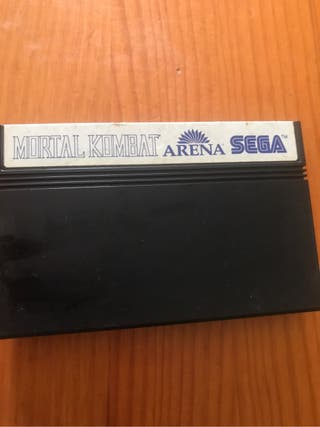 Master System II:MORTAL KOMBAT