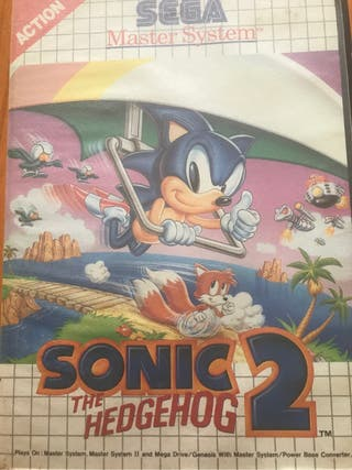 Master System II : SONIC 2