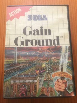 Master System II : GAIN GROUND