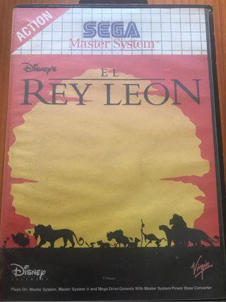 Master System II : EL REY LEON