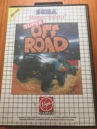 Master System II: OFF ROAD