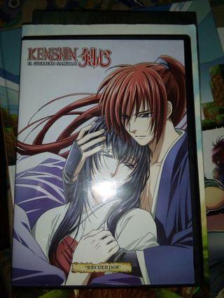 DVD KENSHIN El guerrero samurai