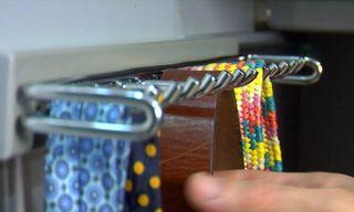 Porta corbatas / cinturones