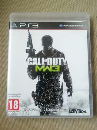 Call of Duty Modern Warfare 3 (MW3)