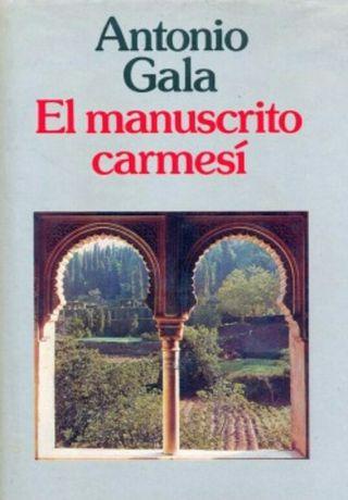 El manuscrito carmesí
