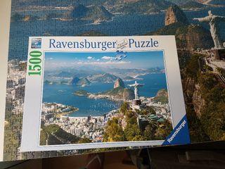 Puzzle 1500 piezas #puzzle #ravensburguer