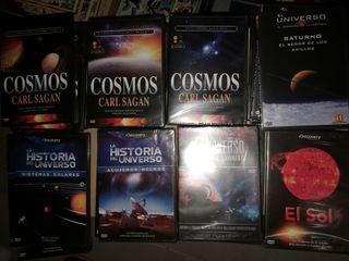 Colección de Planeta y Cosmos