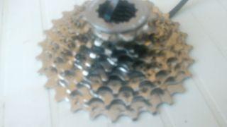 Cambios bicicleta