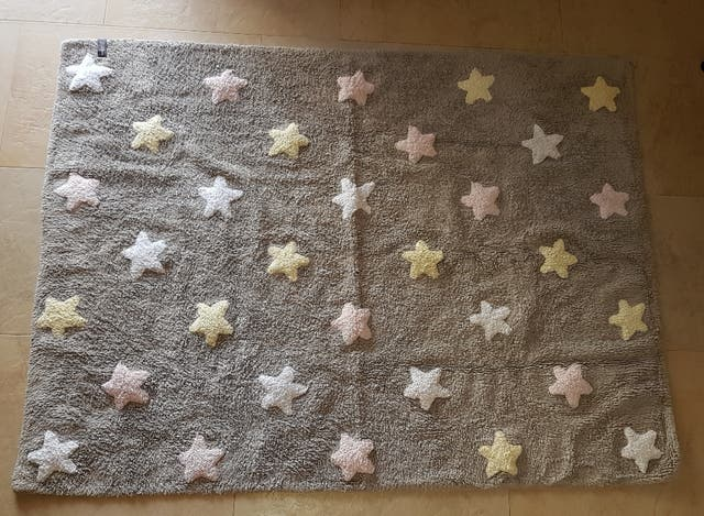 alfombra lavable lorena canals original de segunda mano por 75 € en