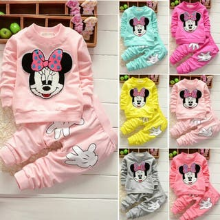 chandal minnie mouse