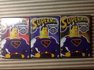 3 Peliculas SuperMan 1,2,3 (Original Collection)