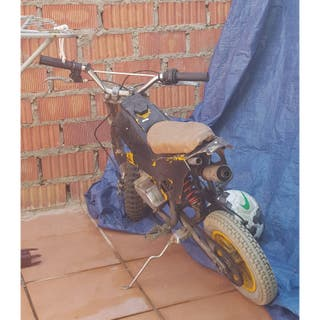 cambio moto cross por quad de niños