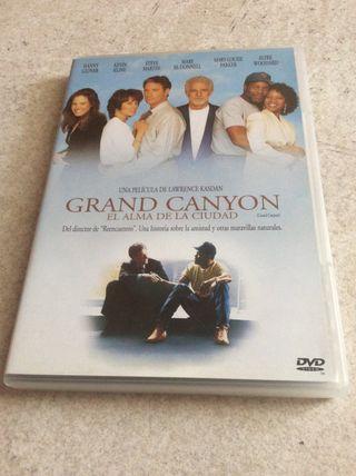 GRAND CANYON Dvd