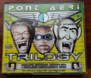 Cds Pont Aeri Trilogy