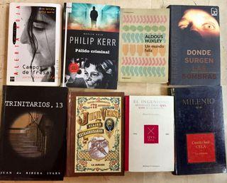 Libros ..y mas libros