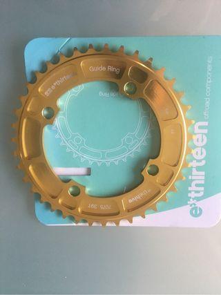 Bicicleta monoplato 39 dientes