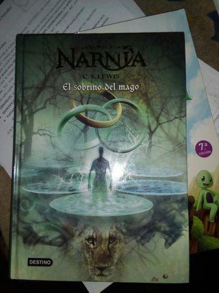 Libro Las Cronicas De Narnia (El sobrino del mago
